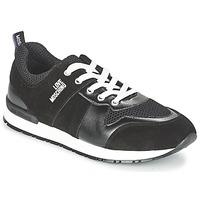 Cipők Női Rövid szárú edzőcipők Love Moschino JA15062G13 Fekete