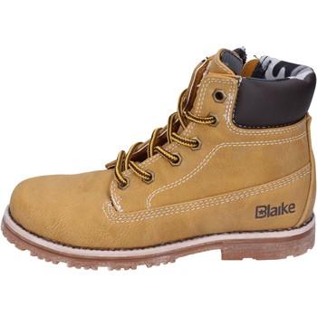 Cipők Fiú Csizmák Blaike AH151 Sárga