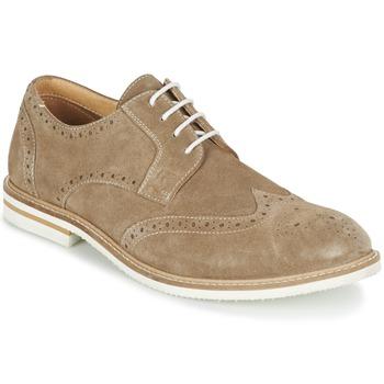 Cipők Férfi Oxford cipők Lumberjack ALONSO Bézs