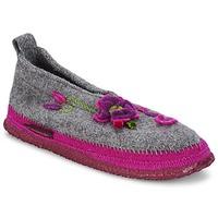 Cipők Női Mamuszok Giesswein TANGERHÜETTE Szürke