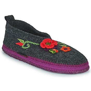 Cipők Női Mamuszok Giesswein TANGERHÜETTE Antracit