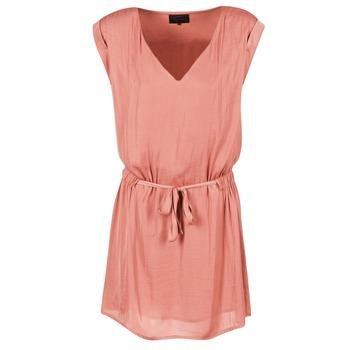 material Női Rövid ruhák Kaporal FLY Rózsaszín