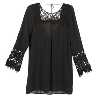Ruhák Női Rövid ruhák Billabong OPEN HORIZON DRESS Fekete