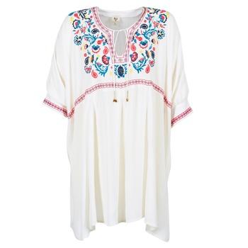 Ruhák Női Rövid ruhák Billabong MYSTIC DRESS Ekrü