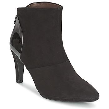 Cipők Női Bokacsizmák Perlato STEFANIA Barna