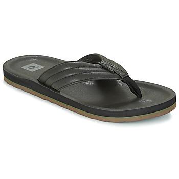 Cipők Férfi Lábujjközös papucsok Rip Curl OG 4 Fekete