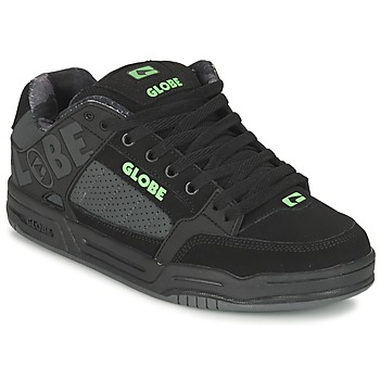 Shoes Férfi Rövid szárú edzőcipők Globe TILT Fekete  / Szürke / Zöld