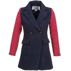 Ruhák Női Kabátok Kling VERMEER Tengerész