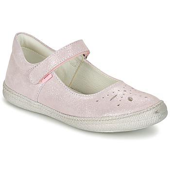 Cipők Lány Balerina cipők / babák Primigi SPORTY TRENDY Rózsaszín