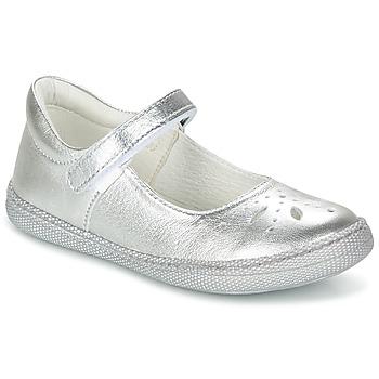Cipők Lány Balerina cipők / babák Primigi CLEMENCE-E Ezüst