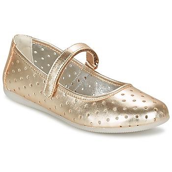 Cipők Lány Balerina cipők / babák Primigi FANTASY FLAT Arany