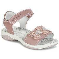 Shoes Lány Szandálok / Saruk Primigi BREEZETTE Bézs