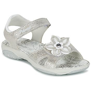 Cipők Lány Szandálok / Saruk Primigi BREEZOU Ezüst