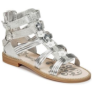 Shoes Lány Szandálok / Saruk Primigi FANTAYS Ezüst