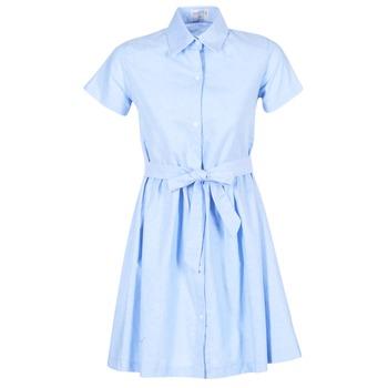 Ruhák Női Rövid ruhák Compania Fantastica EBLEUETE Kék / Égkék