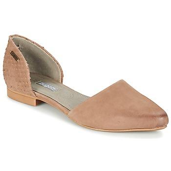 Cipők Női Balerina cipők / babák Bugatti GANOLETE Tópszínű