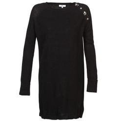 Ruhák Női Rövid ruhák Suncoo CHARLIE Fekete