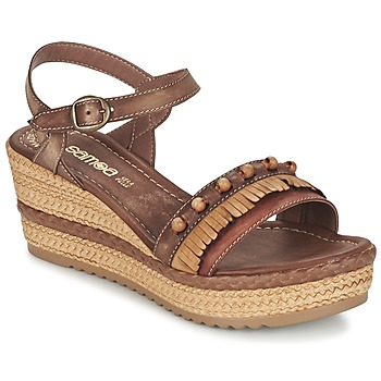 Shoes Női Szandálok / Saruk Samoa MOLAY Barna