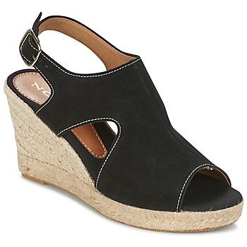 Cipők Női Szandálok / Saruk Nome Footwear DESTIF Fekete