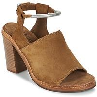 Cipők Női Szandálok / Saruk Shabbies MARZIO Barna