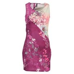 material Női Rövid ruhák Smash GRETCHEN Rózsaszín