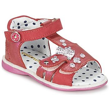 Cipők Lány Szandálok / Saruk Catimini PUCE Rózsaszín