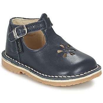 Shoes Lány Balerina cipők / babák Aster BIMBO Kék