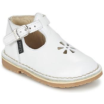 Shoes Lány Balerina cipők / babák Aster BIMBO Fehér