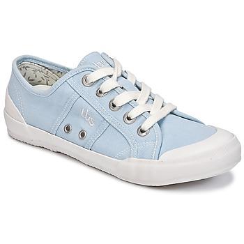Cipők Női Rövid szárú edzőcipők TBS OPIACE Kék