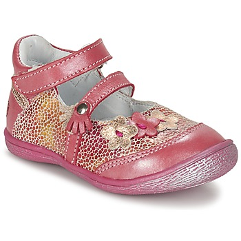 Cipők Lány Balerina cipők / babák GBB PIA Rózsaszín