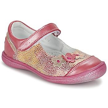 Shoes Lány Balerina cipők / babák GBB PRATIMA Rózsaszín