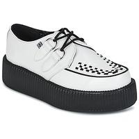 Cipők Oxford cipők TUK MONDO HI Fehér