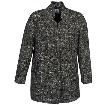 Ruhák Női Kabátok Alba Moda XOLLO Szürke / Tarka