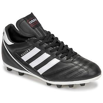 Cipők Foci adidas Performance KAISER 5 LIGA Fekete  / Fehér