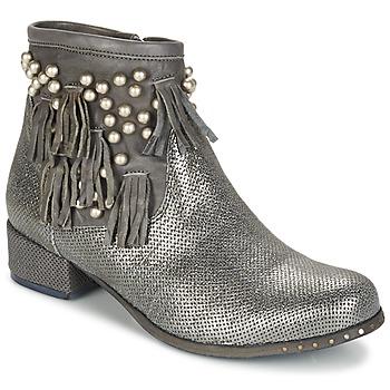 Cipők Női Csizmák Mimmu MOONSTROP Tópszínű / Ezüst