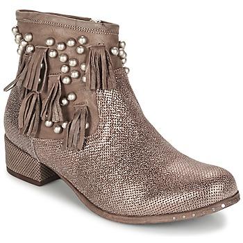 Cipők Női Csizmák Mimmu MOONSTROP Barna