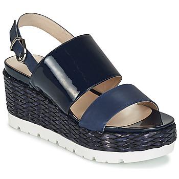 Cipők Női Szandálok / Saruk Luciano Barachini TOUDOU Kék