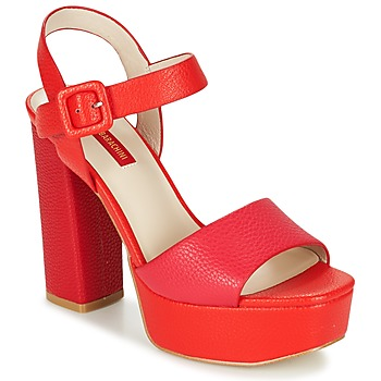 Cipők Női Szandálok / Saruk Luciano Barachini TABINO Piros