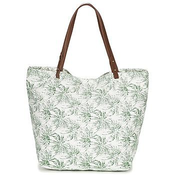 Táskák Női Bevásárló szatyrok / Bevásárló táskák Petite Mendigote CLEA Ekrü / Keki