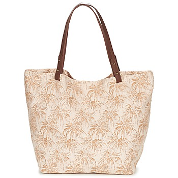 Táskák Női Bevásárló szatyrok / Bevásárló táskák Petite Mendigote CLEA Rózsaszín