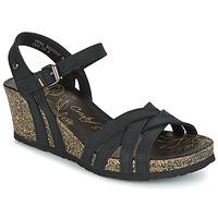 Cipők Női Szandálok / Saruk Panama Jack VERA Fekete