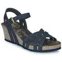 Shoes Női Szandálok / Saruk Panama Jack VERA Tengerész
