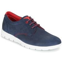 Cipők Férfi Rövid szárú edzőcipők Panama Jack DOMANI Tengerész / Piros