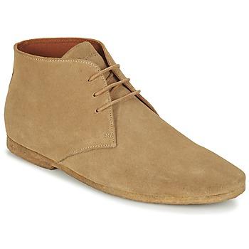 Shoes Férfi Csizmák Schmoove CREP DESERT Bézs