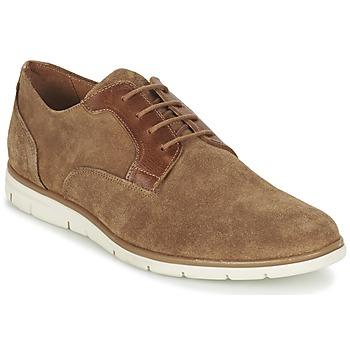 Cipők Férfi Oxford cipők Schmoove SHAFT CLUB Konyak