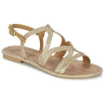 Cipők Női Szandálok / Saruk Esprit NAZLI SANDAL Arany