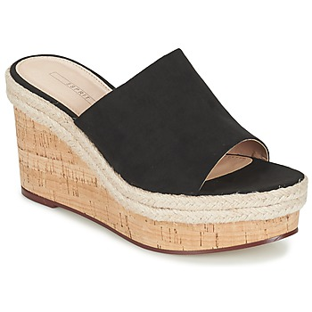 Cipők Női Szandálok / Saruk Esprit FARY MULE Fekete