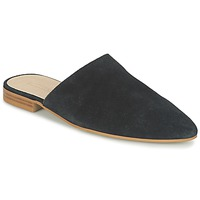 Cipők Női Papucsok Esprit AMARIS SLIDE Fekete