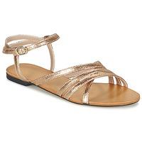 Cipők Női Szandálok / Saruk Esprit ADYA SANDAL Arany