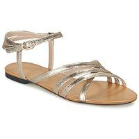 Cipők Női Szandálok / Saruk Esprit ADYA SANDAL Ezüst